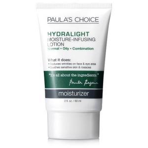 ลด 20 % PAULA'S CHOICE :: HydraLight Moisture-Infusing Lotion โลชั่นบางเบา ลดริ้วรอย ปลอบประโลมผิวที่แพ้ง่าย สำหรับผิวมัน