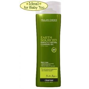 ลด 20 % PAULA'S CHOICE :: Earth Sourced Perfectly Natural Cleansing Gel เจลล้างหน้าบำรุงผิวจากธรรมช่าติ สำหรับทุกสภาพผิว แพ้ง่าย