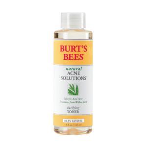 BURT'S BEES :: Burt's bee Natural Acne Solutions Clarifying Toner โทนเนอร์ช่วยทำความสะอาดผิวอ่อนโยน สำหรับผู้ที่เป็นสิว