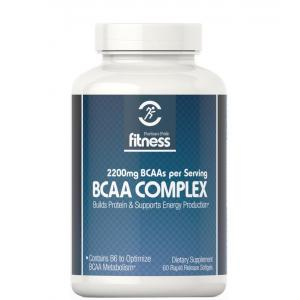 Puritan's Pride Fitness BCAA Complex 2200 mg / 60 Softgels