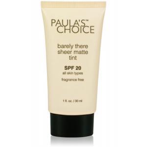 ลด 30 % PAULA'S CHOICE :: Barely There Sheer Matte Tint SPF 30 ทินท์เนื้อบางเบา สำหรับทุกสภาพผิว มี 4 สี