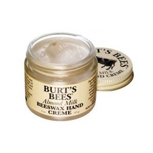 BURT'S BEES :: Burt's bee Almond Milk Beeswax Hand Creme ด้วยคุณค่าจากนม และผลอัลมอลล์ ช่วยคงความชุ่มชื้นให้มือคุณ