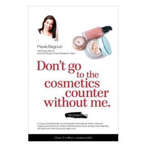 PAULA'S CHOICE :: Don't Go to the Cosmetics Counter Without Me, 9th Edition หลังสือที่รวบรวมการรีวิวผลิตภัณฑ์ของยี่ห้อต่างๆ(หนา มากกกกกกก ก)