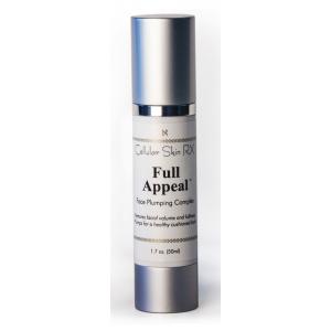 ลด 22 % CELLULAR SKIN RX :: Full Appeal™ Face Plumping Complex กระตุ้นสร้างกรดไขมันจำเป็น คงความชุ่มชื่น ยกกระชับผิว ป้องกันผิวเสื่อมสภาพจากอายุที่เพิ่มขึ้น