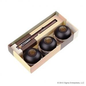 ลด 42 % SIGMA :: Eye Shadow Base Kit - Bare ชุดอายแชโดวเบส BARE 3 เฉดสี มาพร้อมแปรง F70 สำหรับอายแชโดวเบส 1 ด้าม
