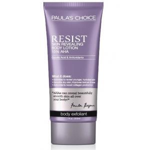 ลด 20 % PAULA'S CHOICE :: Resist Skin Revealing Body Lotion with 10% AHA สำหรับทำให้ผิวกายขาว ลดสีผิวไม่สม่ำเสมอ ปรับผิวให้เนียนละเอียด