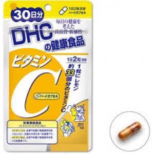 DHC Vitamin C (30วัน) ผิวกระจ่างใส ลดฝ้า ลดจุดด่างดำ ป้องกันหวัด คุณภาพเกินราคา *ยอดขายถล่มถลายขายดีอันดับ 1 ในญี่ปุ่นค่ะ*