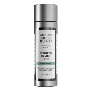 ลด 25 % PAULA'S CHOICE :: Calm Redness Relief Toner (Normal to Oily Skin) โทนเนอร์สูตรอ่อนโยน สำหรับผิวมันแพ้ง่าย ปรับผิวให้แข็งแรงขึ้น คืนความชุ่มชื่น ลดรอยแดง และอาการอับเสบของสิว บรรเทาอาการระคายเคือง