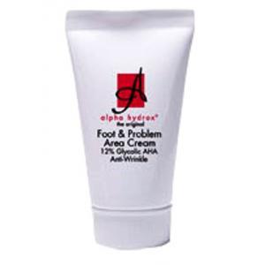 ลด 33 % ALPHA HYDROX :: Foot & Problem Cream 12% Glycolic AHA สำหรับดูแลพิเศษกับเท้า หัวเข่า ข้อศอก ตาตุ่ม