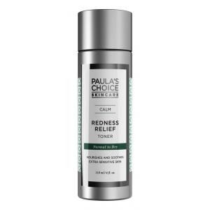ลด 25 % PAULA'S CHOICE :: Calm Redness Relief Toner (Normal to Dry Skin) โทนเนอร์สูตรอ่อนโยน สำหรับผิวแห้งแพ้ง่าย ปรับผิวให้แข็งแรงขึ้น คืนความชุ่มชื่น ลดรอยแดง และอาการอับเสบของสิว บรรเทาอาการระคายเคือง