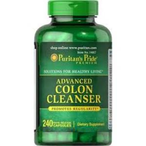 Puritan's Pride Advanced Colon Cleanser / 240 Capsules