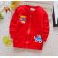 **เสื้อแขนยาว 3 Barกระดุม สีแดง size S-XL   4ตัว/แพ๊ค   เฉลี่ย 150/ตัว thumbnail 1