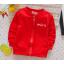 **เสื้อแขนยาว Mini Car แดง S-XL | 4ตัว/แพ๊ค | เฉลี่ย 150/ตัว thumbnail 1