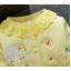 **เสื้อแขนยาว สีเหลืองอ่อน รูปผีเสื้อ ผึ้งน้อย size= S-XL | 4ตัว/แพ๊ค | เฉลี่ย 175/ตัว thumbnail 4