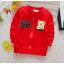 **เสื้อแขนยาว 68 หมีน้อย สีแดง S-XL | 4ตัว/แพ๊ค | เฉลี่ย 150/ตัว thumbnail 1
