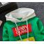 **เสื้อแขนยาว Baby Guru มีหมวก สีเขียว size= 8-10-12-14   4ตัว/แพ๊ค   เฉลี่ย 200/ตัว thumbnail 3