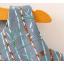 **เดรสสีเขียวขี้ม้าแขนกุดนกน้อยคาดเอวดอกชมพู ตามรูป | ขี้ม้า | 6-8-10-12 | 4ชุด/แพ๊ค | เฉลี่ย 190/ชุด thumbnail 3