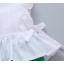 **ชุดเซ็ตกางเกงโจงกระเบนสีเขียวเสื้อแขนกุดขาว | เขียว | M-L-XL-2XL | 4ชุด/แพ๊ค | เฉลี่ย 170/ชุด thumbnail 5