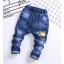 **กางเกงยีนต์ขายาวหมีอวกาศ size= L-4XL | 5ตัว/แพ๊ค | เฉลี่ย 140/ตัว thumbnail 1
