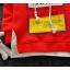 **เสื้อแขนยาว Baby Guru มีหมวก สีแดง size= s-xl | 4ตัว/แพ๊ค | เฉลี่ย 200/ตัว thumbnail 3