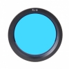 FL-4 Blue Ambient Light Filter For M6000-WRBT