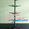 ขาย 10 Ball Vertical MAXXFiT Medicine Ball Rack ชั้นวางเมดิซินบอล วางได้ 10 ลูก