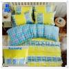 ผ้าปูที่นอนสไตล์โมเดิร์น เกรด A ขนาด 3.5 ฟุต(3 ชิ้น)[AS-275]