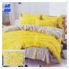 ผ้าปูที่นอนสไตล์โมเดิร์น เกรด A ขนาด 3.5 ฟุต(3 ชิ้น)[AS-320]