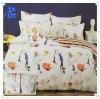 ผ้าปูที่นอนสไตล์โมเดิร์น เกรด A ขนาด 3.5 ฟุต(3 ชิ้น)[AS-321]