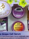 ฮารุ ครีมหน้าใส Platinum Grape Cell seru