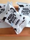 สบู่นมมุก (Milk pearl soap)