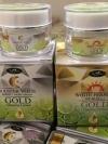 ครีมโสมมะนาวทองคำ Gold ginseng lemon (ครีมบำรุงผิวหน้า สูตรกลางวัน - กลางคืน)