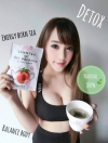 Zenn Tea ชาไม่อยากข้าว by zabover โปรส่งฟรี EMS