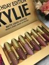 ลิปแมท SET Kylie Brithday Edition (งานmirror)