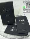 มาส์กชาโคล GRID SKINCARE SOLUTION CHARCOAL COLLAGEN DETOX MASK