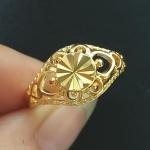 แหวนหุ้ม ทองคำแท้รหัส JR094