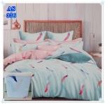 ผ้าปูที่นอนสไตล์โมเดิร์น เกรด A ขนาด 3.5 ฟุต(3 ชิ้น)[AS-356]