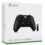 จอย Xbox One S Gen3 Black Controller + Wireless New Adapter (สาย Micro USB) [XBOXONE/PC]
