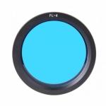FL-4 Blue Ambient Light Filter For M6000-WRBT