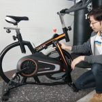 วิธีเปลี่ยนผ้าเบรค จักรยานออกกำลังกาย Spinbike