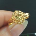 แหวนหุ้ม ทองคำแท้รหัส JR097