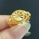 แหวนหุ้ม ทองคำแท้รหัส JR096