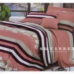 ผ้าปูที่นอน ลายกราฟฟิค ขนาด 3.5 ฟุต(3 ชิ้น)[GA-16]