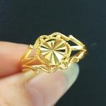 แหวนหุ้ม ทองคำแท้รหัส JR092