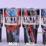 YETI Rambler แก้วเก็บความเย็น เก็บน้ำแข็ง 30 oz Model M