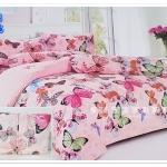 ผ้าปูที่นอนสไตล์โมเดิร์น เกรด A ขนาด 3.5 ฟุต(3 ชิ้น)[AS-305]