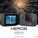 ลดกระหน่ำ ปรับราคากล้อง GoPro Hero6 Black ใหม่ ถูกมาก