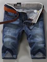 AM5909002 กางเกงยีนส์ชายขาสั้น แฟชั่นเกาหลี (พรีออเดอร์) รอ 3 อาทิตย์หลังชำระเงิน