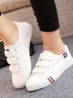 TW6002008 รองเท้าผ้าใบ แฟชั่นเกาหลี (พรีออเดอร์) รอ 3 อาทิตย์หลังโอนเงิน