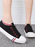 TW5804015 รองเท้าผ้าใบผู้หญิงแฟชั่นเกาหลี (พรีออเดอร์) รอ 3 อาทิตย์หลังโอนเงิน